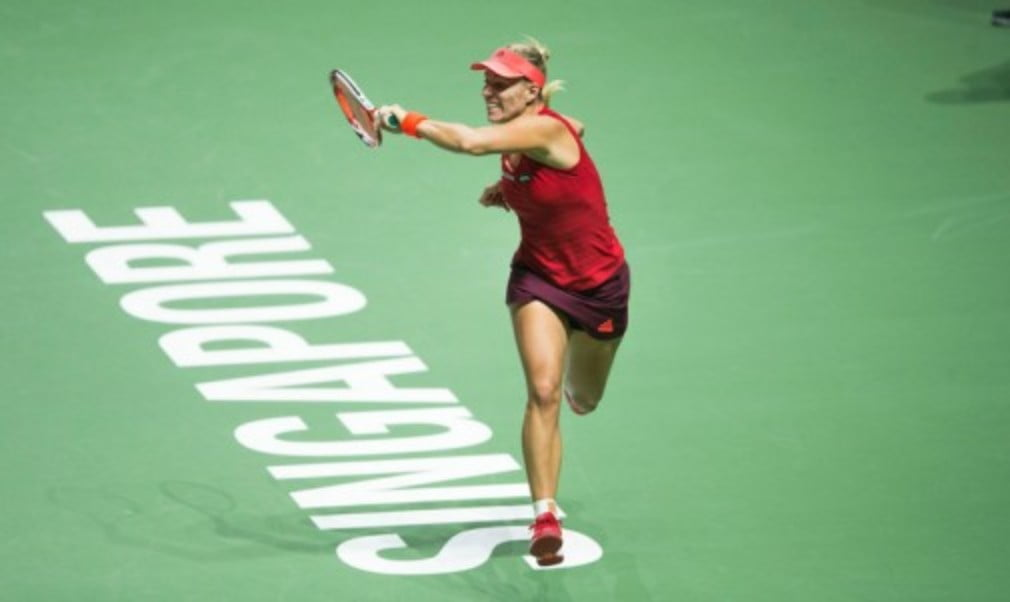 As tournament director of the WTA Finals in Singapore