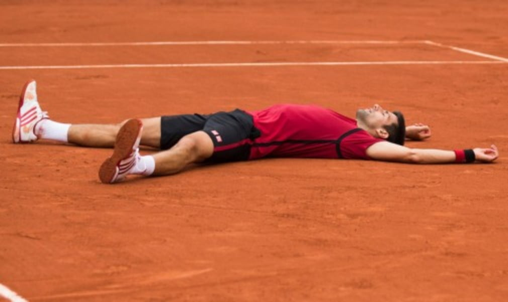 Tennishead's 12 Days of Christmas review of the 2016 season. Day Four