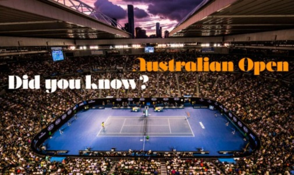 Think you know everything about the Australian Open?