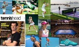 The January 2017 issue of tennishead is out now