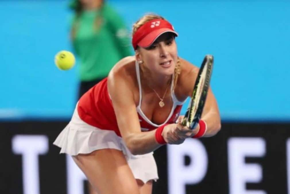 It is one of the standout first round matches of this yearŠ—Ès Australian Open - 22-time Grand Slam Champion Serena Williams against 19-year-old Belinda Bencic