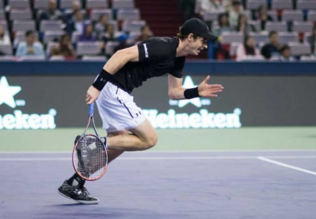 Andy Murray and Barbora Strycova are the hardest working players according to some new statistics released by Tennis AustraliaŠ—Ès Game Insight Group