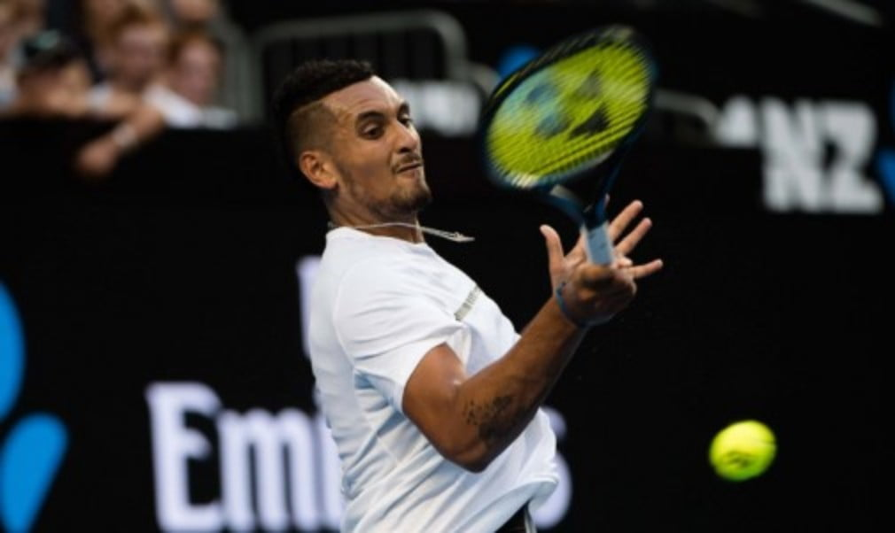 Some of the key moments from Day Three of the Australian Open