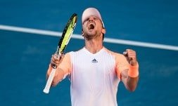 Mischa Zverev serve and volleyed his way to the biggest victory of his career as he beat world No.1 Andy Murray to reach the Australian Open quarter-finals