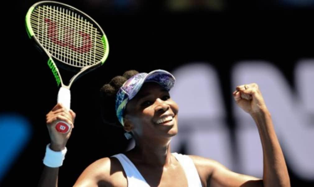 Venus Williams will play Russian Anastasia Pavlyuchenkova in the quarter-finals of the Australian Open