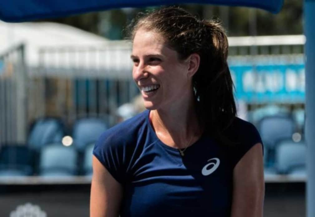 Johanna Konta says she is as prepared as she could be to play Serena Williams in the Australian Open quarter-finals