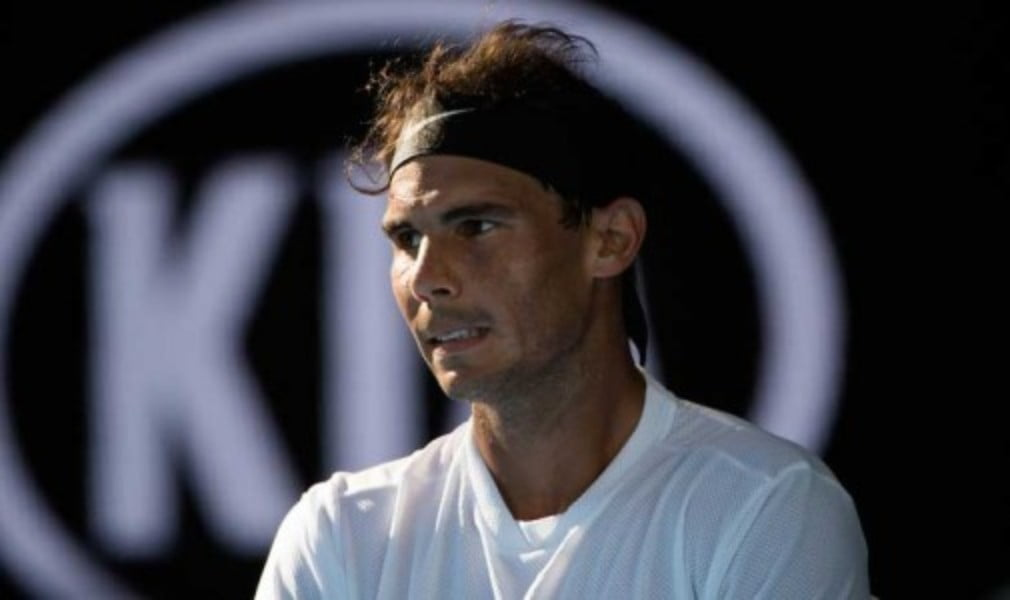 """Rafael Nadal says he has been Š—""""strongly advisedŠ— by medical staff to rest in order to manage a persistent wrist injury"""