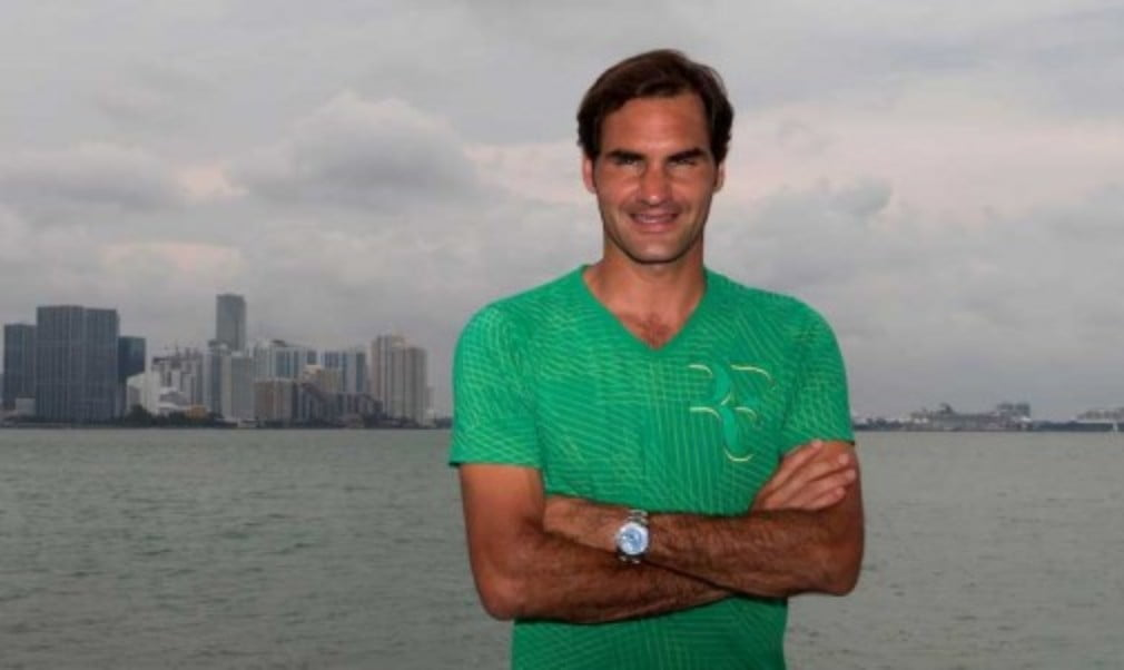 Roger Federer already has one eye on the grass after revealing he will skip most of the clay court season
