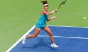Johanna Konta was philosophical following her surprise first round US Open defeat to SerbiaŠ—Ès Aleksandra Krunic