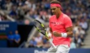 Rafael Nadal commenced his US Open campaign with a gritty 7-6(6) 6-2 6-2 victory over Dusan Lajovic