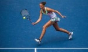 World No.1 Karolina Pliskova is through to the third round of the US Open after an unconvincing 2-6 6-3 6-4 win over Nicole Gibbs