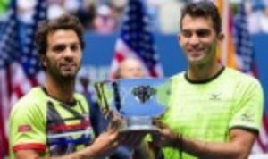 Jean-Julien Rojer and Horia Tecau are the 2017 US Open menŠ—Ès doubles champions