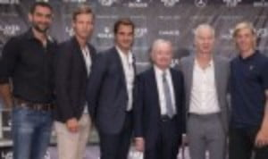 It was announced today that the second edition of the Laver Cup will be held in Chicago