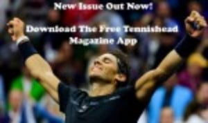 Download the FREE tennishead magazine app today
