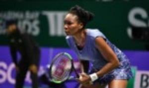 Venus Williams will take on Caroline Wozniacki in the final of the BNP Paribas WTA Finals in Singapore on Sunday