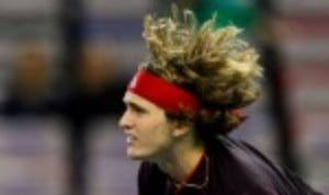 Alexander Zverev ensured his World Tour Finals debut would be one to remember as he battled back from a break down in a tense decider to stun Marin Cilic 6-4 3-6 6-4