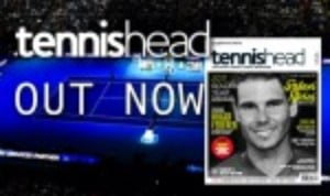 The wait is over. The new bumper edition of tennishead print magazine is finally here