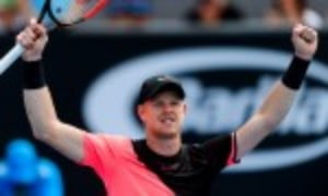 At one stage it looked like British interest in the menŠ—Ès draw of the Australian Open would end on the first day