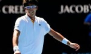 Hyeon Chung soared past Tennys Sandgren 6-4 7-6(5) 6-3 to reach the semi-finals of the Australian Open