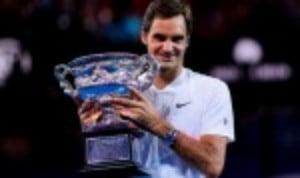 Roger Federer is a 20-time Grand Slam champion
