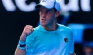 Diego Schwartzman could barely contain his joy after winning the Rio Open