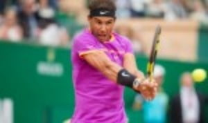Rafael Nadal issued an ominous warning to his rivals by thrashing Dominic Thiem 6-0 6-2 at the quarter-final stage of the Rolex Monte-Carlo Masters