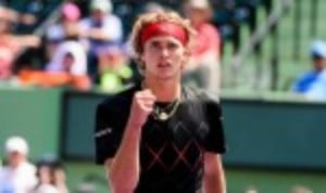 Alexander Zverev sported a pair of lederhosen for a second consecutive year after successfully defending his Munich Open crown
