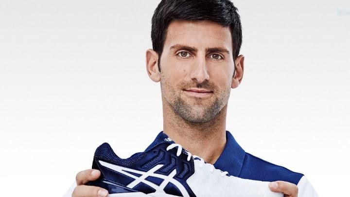 Djokovic To Wear New Shoes