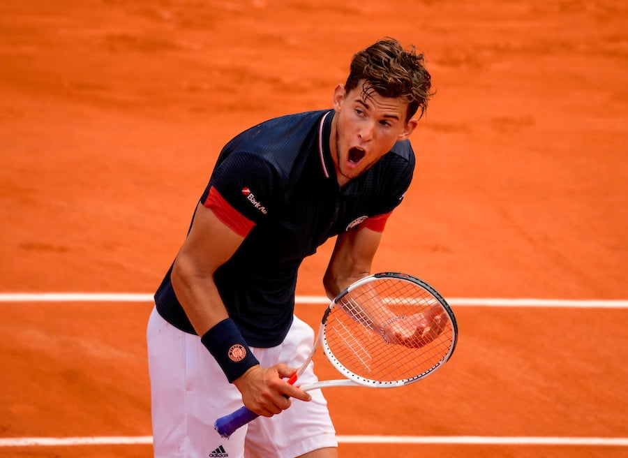 Dominic Thiem Is The U0026 39 Prince Of Clay U0026 39 Tennishead
