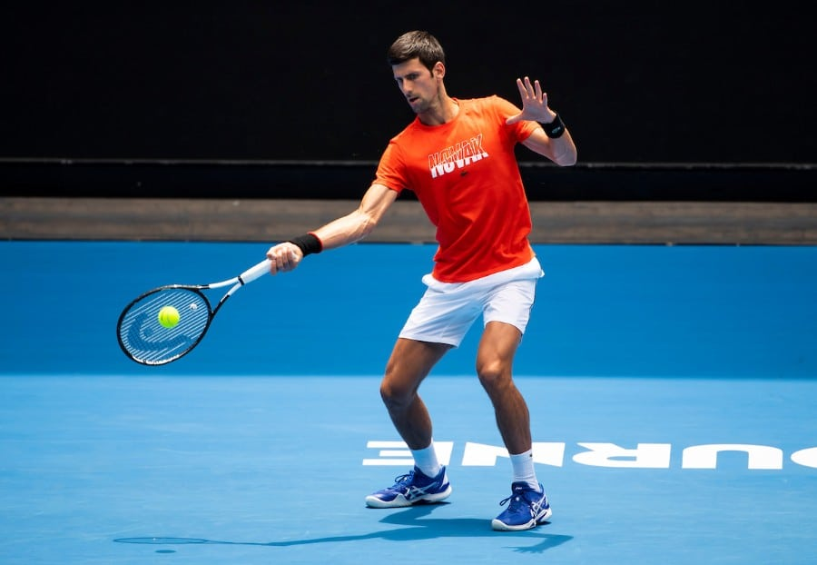 Seeds Survive On Tough Day 2 At The Australian Open 2019 Men S