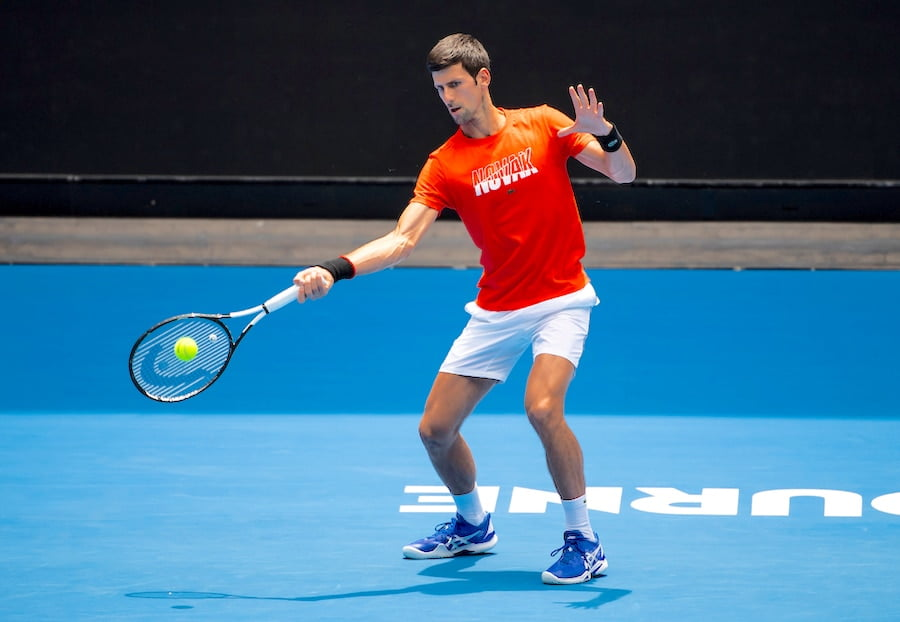 Australian Open 2019 Preview Of The Key Matches From The Men S