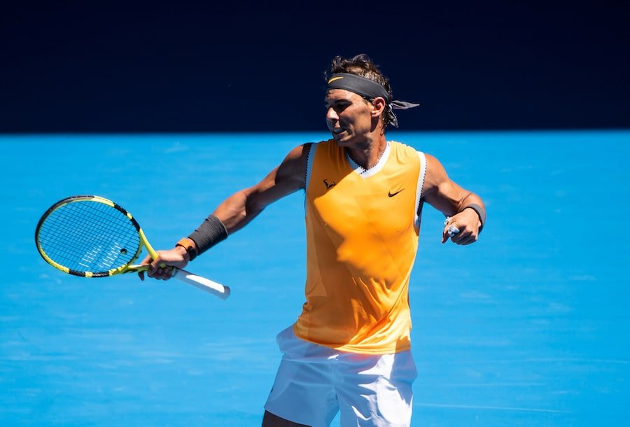 44dc36bc9f3 Class shines through on day 3 at the Australian Open 2019  Men s singles  results   news including Federer and Nadal - Tennishead