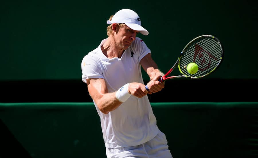 Kevin Anderson - unseeded at Australian Open