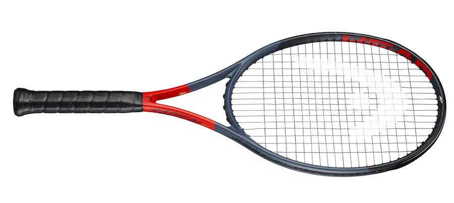 Advanced racket review: Head Radical Graphene 360 MP