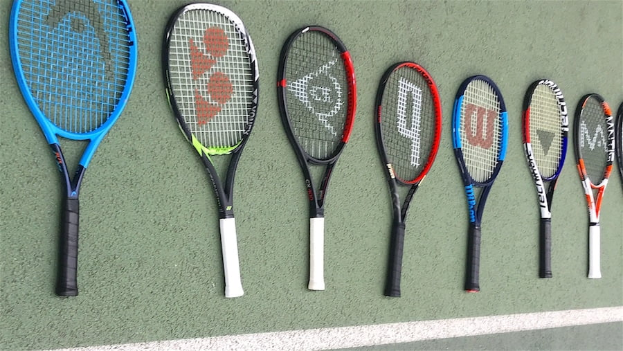 Tennis Racket Specifications Explained Tennishead