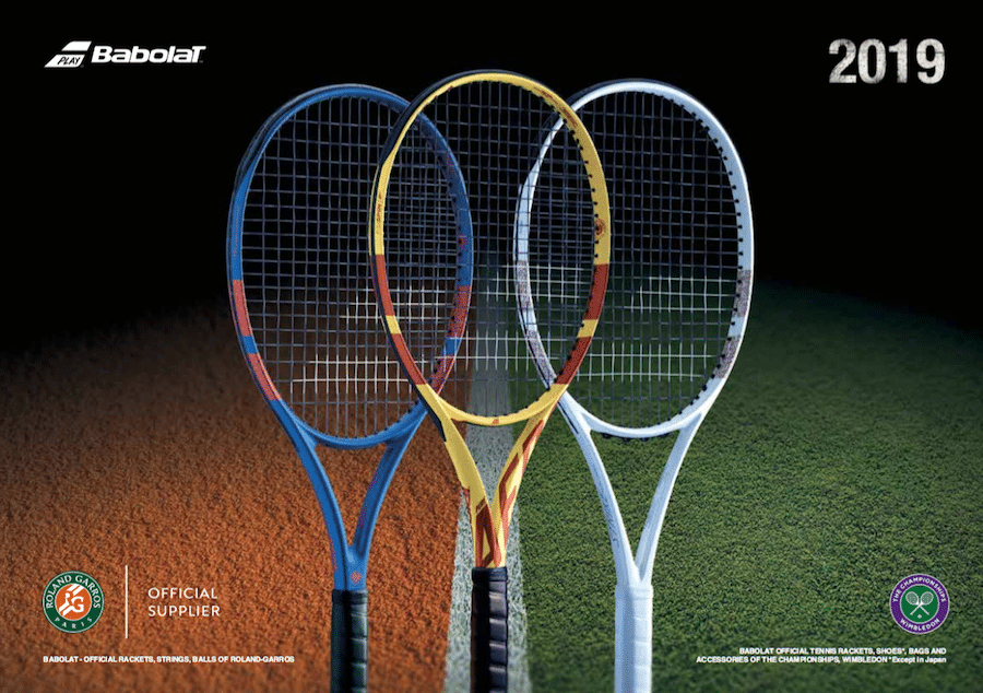 tennishead gear reviews: Babolat 2019 Roland Garros range