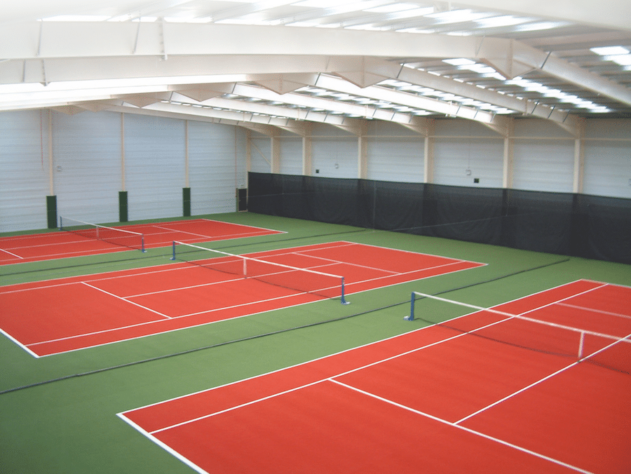 Manor House Hotel Indoor Tennis