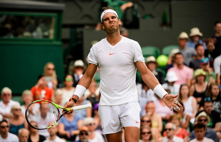 Rafa Nadal Wimbledon upset