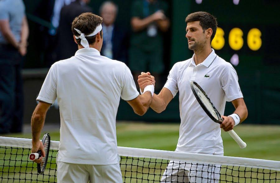 Djokovic Federer Universal Tennis Rating investors