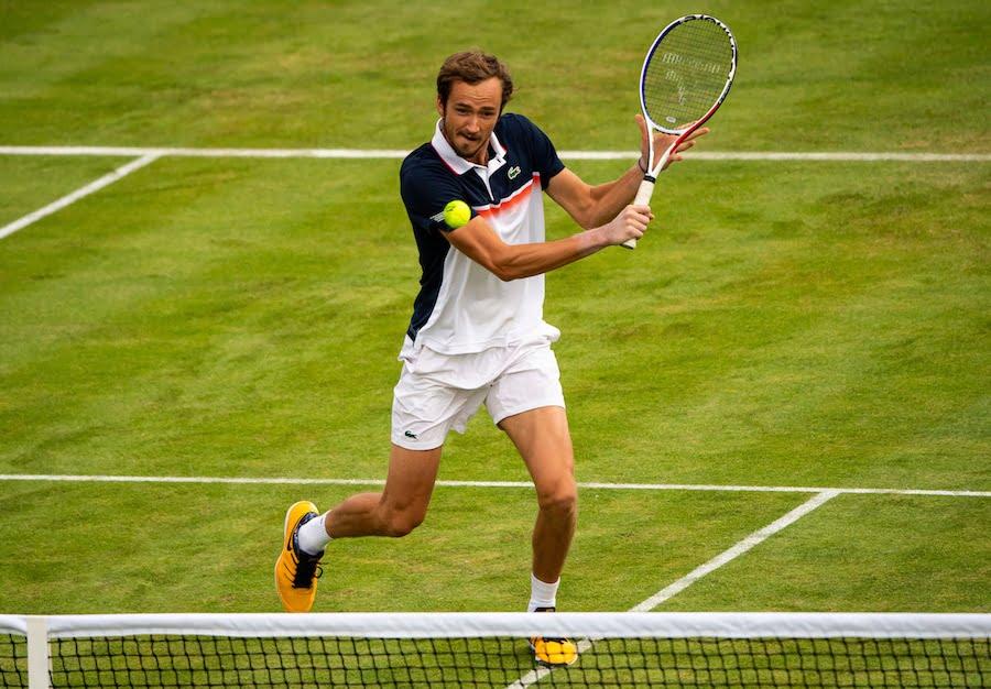 Daniil Medvedev Wimbledon Queens 2019