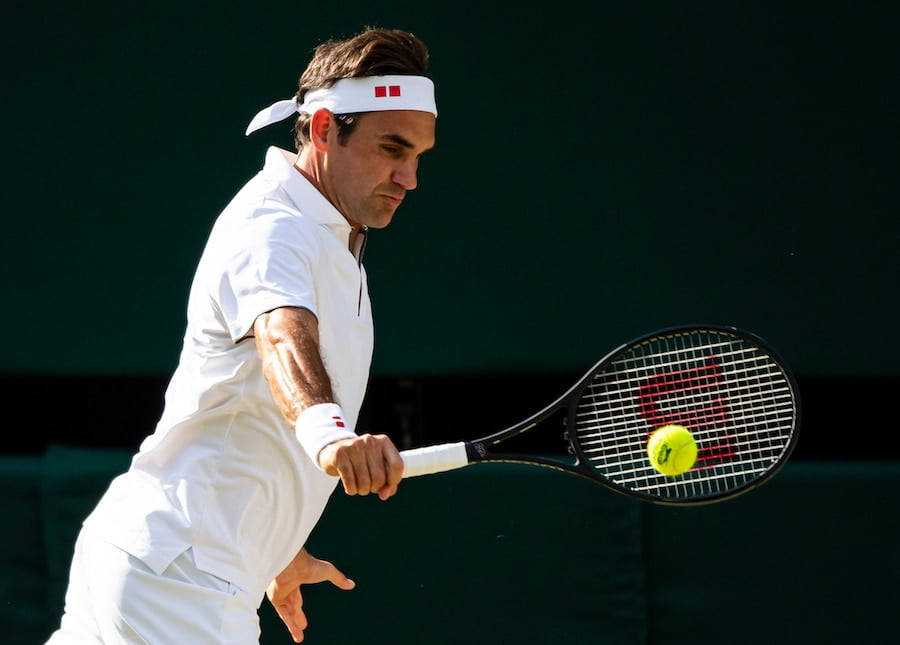 Is Roger Federer Planning Another Huge Change To His Game With A New Racket Tennishead
