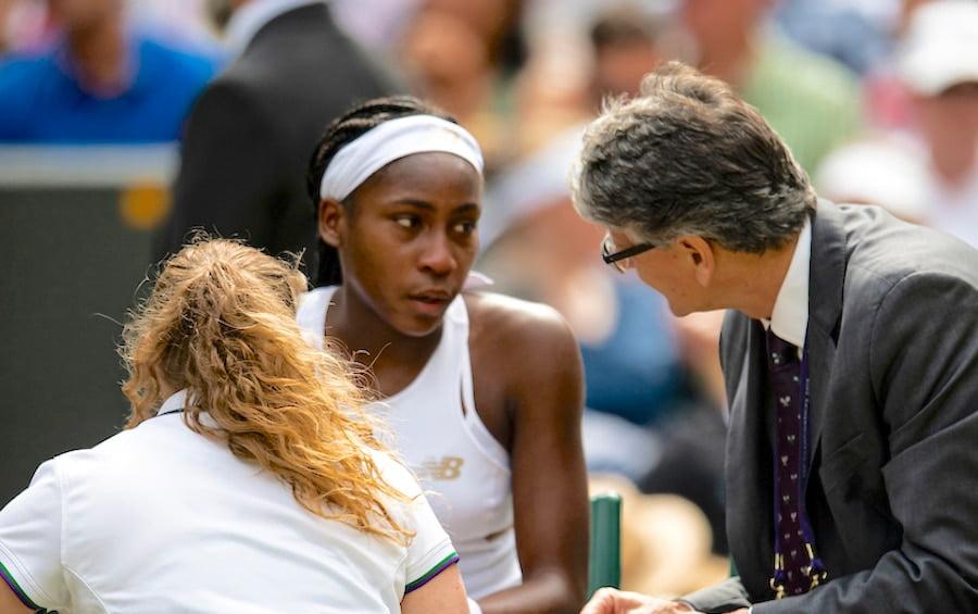 Cori Gauff Wimbledon 209