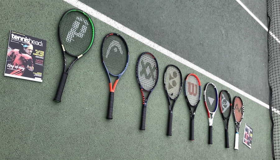Advanced tennis rackets review