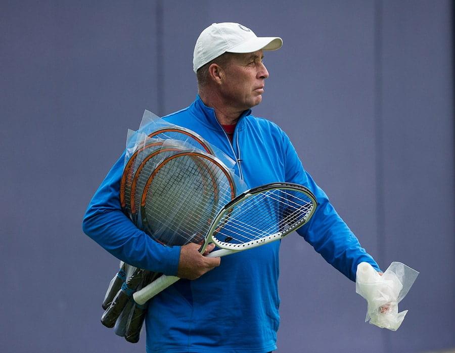 Ivan Lendl - letting Alexander Zverev down?