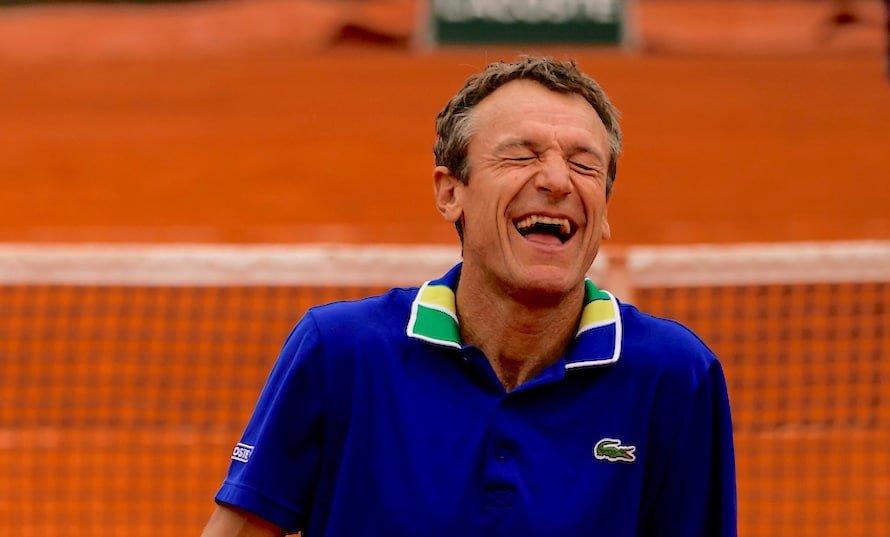 Mats Wilander Eurosport Wimbledon commentary