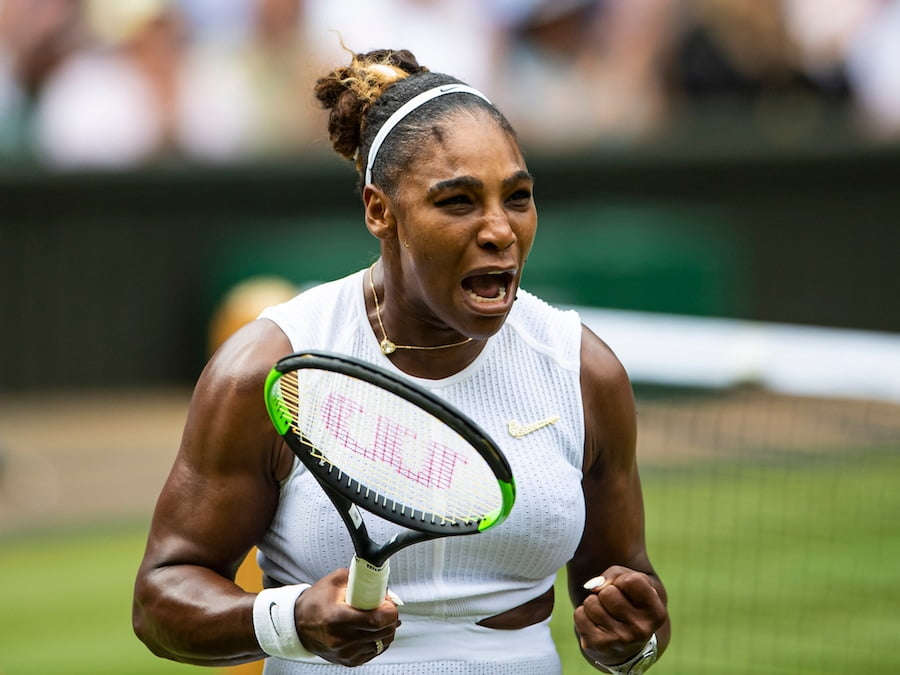Serena Williams Wimbledon 2019