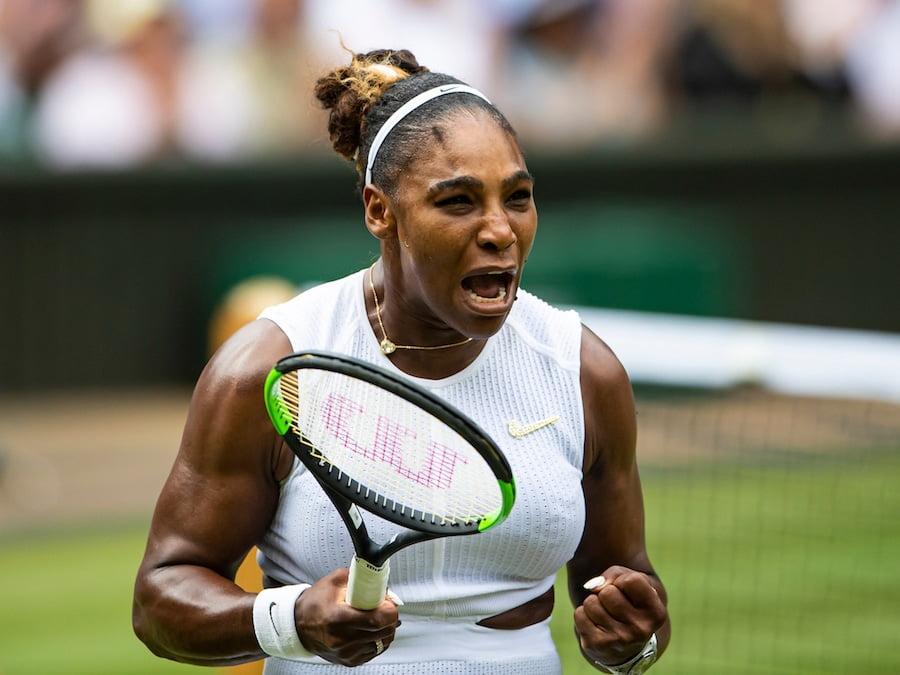 Serena Williams Wimbledon 2019