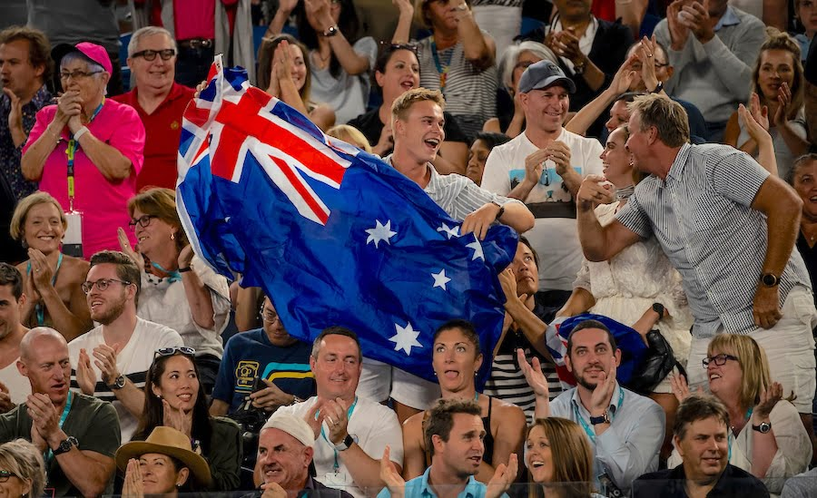 Australian Open tickets 2020