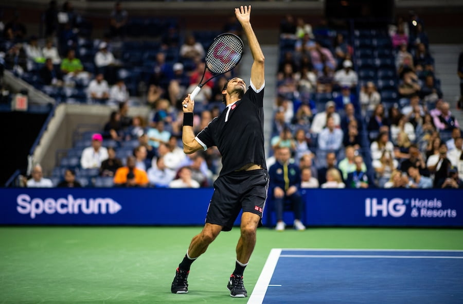 Us Open Tennis 2020 Federer