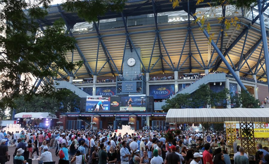 Grand slam tickets US Open 2020